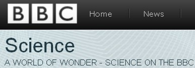 BBC science logo
