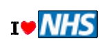 i love nhs logo